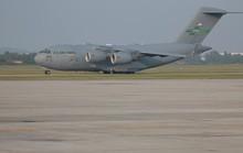Ngựa thồ C-17 đoàn Tổng thống Donald Trump tới Nội Bài trong tuần này