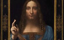 Lại nghi ngờ bức tranh Đấng cứu thế không phải của Leonardo da Vinci