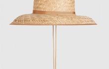 Mũ Gucci 9 triệu đồng giống với mũ nan hàng Việt giá 80.000 đồng