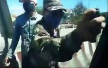 Khởi tố 3 kẻ lạ mặt tấn công tài xế dừng xe ở trạm thu phí Bắc Hải Vân