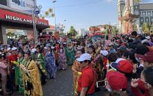 Lễ hội của lòng tốt ở Bình Dương
