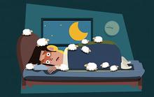 5 cách đánh bại căn bệnh mất ngủ