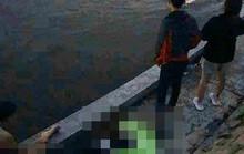 Đôi nam nữ cãi vã rồi nhảy xuống hồ điều hòa, 1 người tử vong