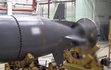 """Nga tung video thử nghiệm """"siêu ngư lôi"""" răn đe Mỹ"""