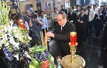 Bí thư Thành ủy TP HCM đến viếng lễ tang Phó Chủ tịch UBND TP Nguyễn Thị Thu