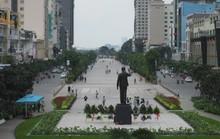 Tối 2 ngày cuối tuần, đường Nguyễn Huệ cấm các loại xe