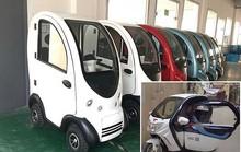 Ôtô điện siêu rẻ 40 triệu làm nóng thị trường