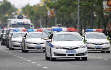 Ngắm dàn xe hiện đại tham gia dẫn đoàn Hội nghị thượng đỉnh Mỹ-Triều
