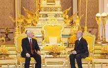 Quan hệ Việt Nam - Campuchia vào giai đoạn phát triển mới