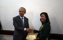 Tòa án Tối cao Vương quốc Thái Lan làm việc với TAND TP HCM