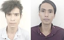 Dân làng ùa ra vây bắt 2 tên cướp liều lĩnh