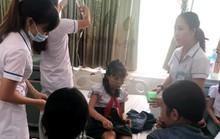 19 học sinh ngộ độc sau khi uống trà sữa tại tiệc liên hoan