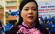 Bộ trưởng Bộ Y tế hát chay Một khúc tâm tình người Hà Tĩnh tặng các thầy thuốc