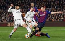 Real Madrid – Barcelona: Cuộc chiến sinh tử ở Bernabeu