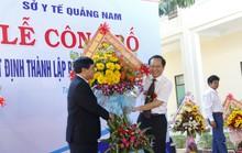 Quảng Nam có thêm một bệnh viện