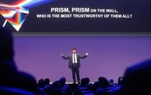 Huawei chọc tức Mỹ bằng vụ bê bối Edward Snowden
