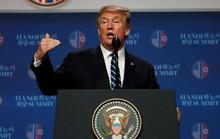 Tổng thống Trump gửi lời cảm ơn Việt Nam trên Không lực 1