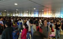 Gần 90 chuyến bay trễ giờ mỗi ngày tại Tân Sơn Nhất cao điểm Tết