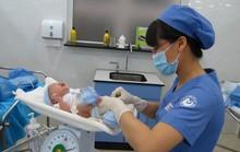 0 giờ, 6 cháu bé đồng loạt chào đời ở Bệnh viện Từ Dũ