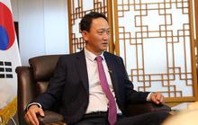Đại sứ Hàn Quốc nói về ngoại giao bóng đá Việt - Hàn