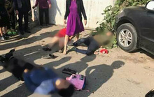 Kiểm tra chất kích thích, nồng độ cồn 2 tài xế vụ tai nạn thảm khốc ở Thanh Hóa