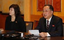 Ngoại trưởng Triều Tiên họp báo lúc 0 giờ tại khách sạn Melia