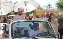 Cú hích du lịch từ đám cưới khủng của tỉ phú Ấn Độ