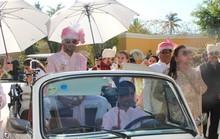 Lộng lẫy lễ cưới chính thức của tỉ phú Ấn Độ tại Phú Quốc