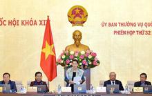 Chủ tịch QH Nguyễn Thị Kim Ngân nêu lý do rút 5 nội dung khỏi phiên họp thường vụ