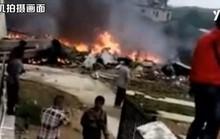 Trung Quốc: Rơi chiến đấu cơ, 2 phi công thiệt mạng