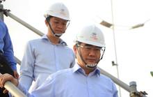 Bí thư Thành ủy TP HCM khảo sát, chỉ đạo liên quan dự án chống ngập 10.000 tỉ đồng