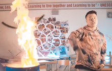 Chuyển công an nếu có dấu hiệu hình sự vụ rapper đốt sách vở quay MV