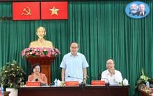 Bí thư Thành ủy TP HCM kết luận nhiều vấn đề nóng ở quận Tân Bình và quận 4