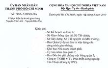 Công ty Tân Thuận- IPC bị UBND TP HCM rút quyền chủ đầu tư 2 dự án lớn tại khu Nam