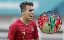 Thần đồng Indonesia: Khó đọc tên nhưng nhớ mặt đội U23 Việt Nam