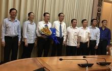 TP HCM: Trao quyết định điều động, phê chuẩn lãnh đạo một số đơn vị