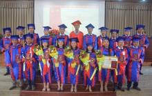 Trao bằng danh hiệu kỹ sư thực hành cho 45 học viên ở Quảng Ngãi