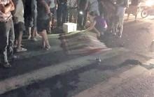 Đi ngược chiều, một thanh niên bị xe tải tông tử vong