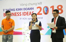 Khởi động cuộc thi ý tưởng kinh doanh