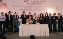 Vua golf quảng bá cà phê Việt