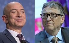 Thế giới đang có hai tỉ phú sở hữu tài sản trên 100 tỉ USD