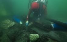 Khai quật tàu cổ ngủ quên 2.500 năm dưới đáy sông Nile