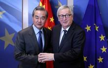 EU cứng rắn hơn với Trung Quốc