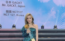 Clip: Orange thắng giải Siêu sao mới châu Á tại Hongkong Asian pop