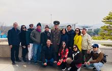 HDV Việt 'hú vía' khi khách bị giữ lại kiểm tra ở Triều Tiên