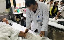 Thanh niên 29 tuổi đứt gân Asin sau trận đá bóng