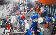 Truy bắt 7 người bịt mặt đập phá quán nhậu
