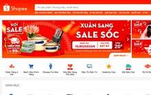 Shopee thu phí, người bán hàng online dọa tăng giá