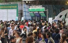 Cả ngàn người xếp hàng mua vé máy bay, tour giá rẻ tại hội chợ du lịch