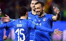 Sao 36 tuổi lập công, Ý tạo mưa bàn thắng ở vòng loại Euro 2020